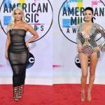 Kritikohet Bebe dhe Bleona për veshjen e tyre në AMA