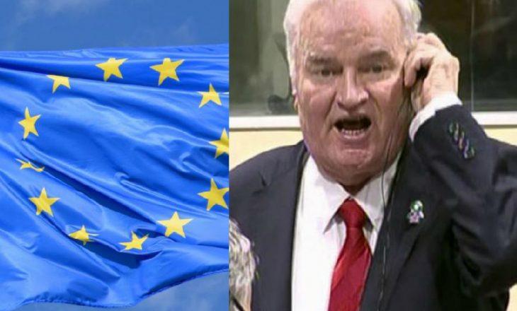 BE-ja thotë se pas dënimit të Mlladiqit në Ballkan duhet të ndodhë pajtimi