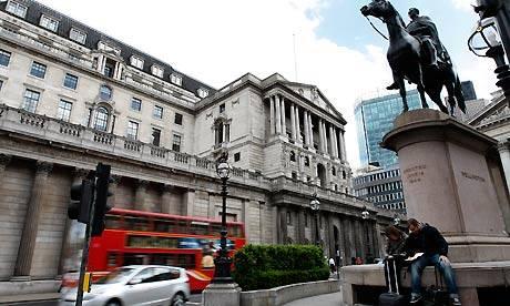 Banka e Anglisë rrit normën e interesit