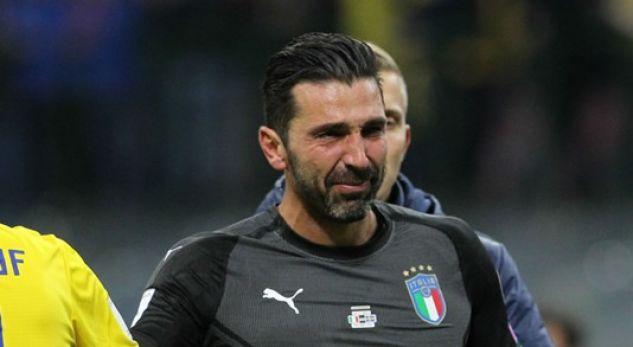 Buffon e konfirmon pensionimin nga kombëtarja
