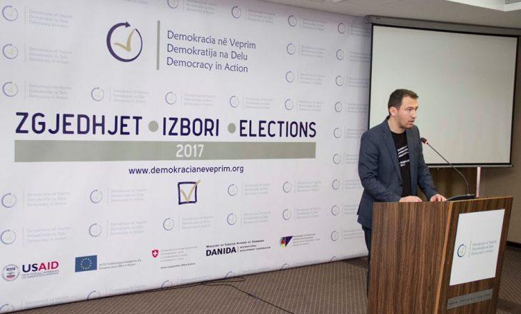 DnV tregon për parregullsitë që ndodhën në mëngjes gjatë procesit të votimit