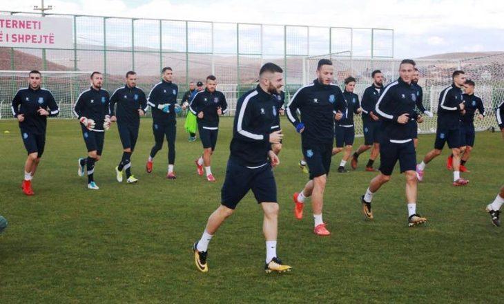Formacioni i mundshëm i Kosovës për ndeshjen me Letoninë [Foto]