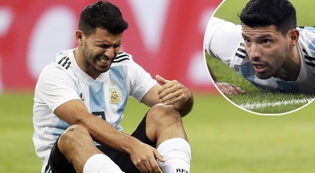 Argjentina në panik, Aguero humb ndjenjat në dhomat e zhveshjes dhe dërgohet me urgjencë në spital