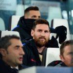 Arsyeja pse Messi nuk po luan sonte ndaj Juventusit