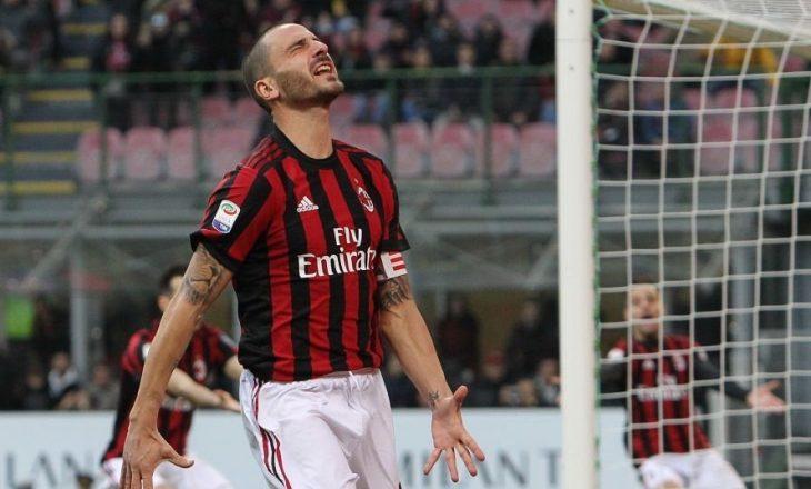 Dështon sërish Milani, ndalet në barazim nga Torino