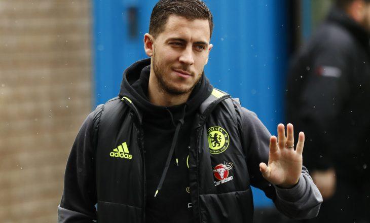 Hazard: Në stërvitje nuk jap gjithçka