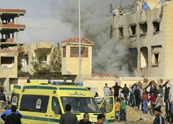 Sulm me bombë në Egjipt, mbi 85 të vrarë