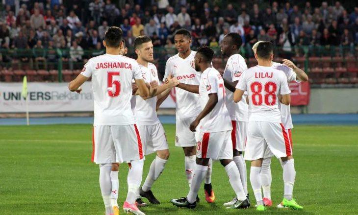 Skënderbeu kundër Dinamo Kievit – mungesat dhe detaje të tjera rreth ndeshjes