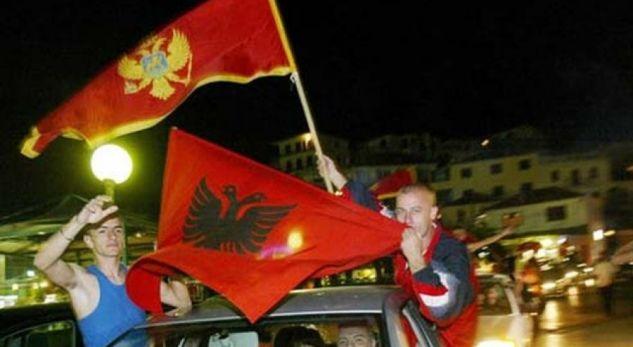 Flamuri kombëtar shqiptar do të përdoret në gjashtë komuna të Malit të Zi