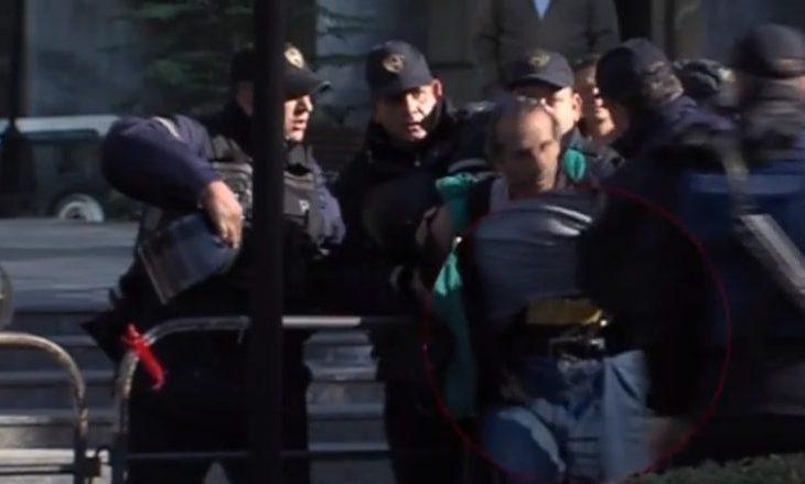 Padi penale për personin që kërcënoi para Gjykatës së Lartë