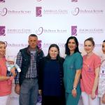 Qifti Osmanaj me fëmijë në duar pas 10 vite martesë, e mundësoi Klinika Amerikane – Dr. Behar Kusari