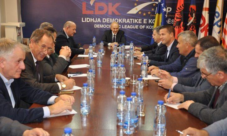 Dështon mbledhja urgjente e LDK-së