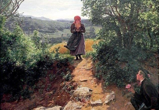 """Piktura e para 160 viteve, """"me adoleshenten që shkruan në iPhone"""""""