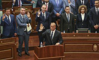 Qeveri grandioze e Haradinajt me suksese minore