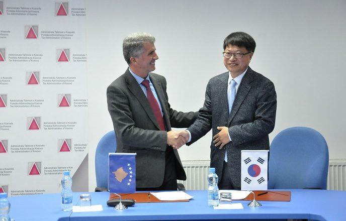 Koreja e Jugut ndihmon Kosovën në fushën e sigurisë në internet