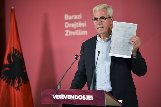 Kurteshi: Veprimi i Kalludrës për ndalimin e deputeteve përbën vepër penale