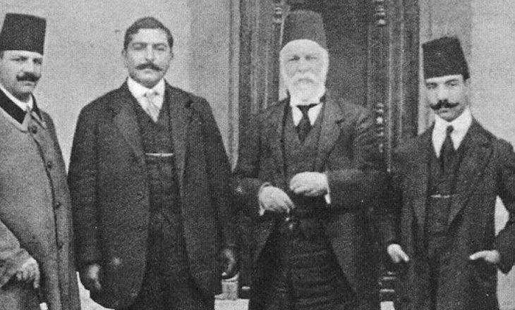 Intervista e rrallë e Ismail Qemajlit në vitin 1913 për gazetën franceze