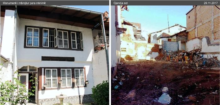 """""""Qendra Historike e Prizrenit humb edhe një monument"""""""