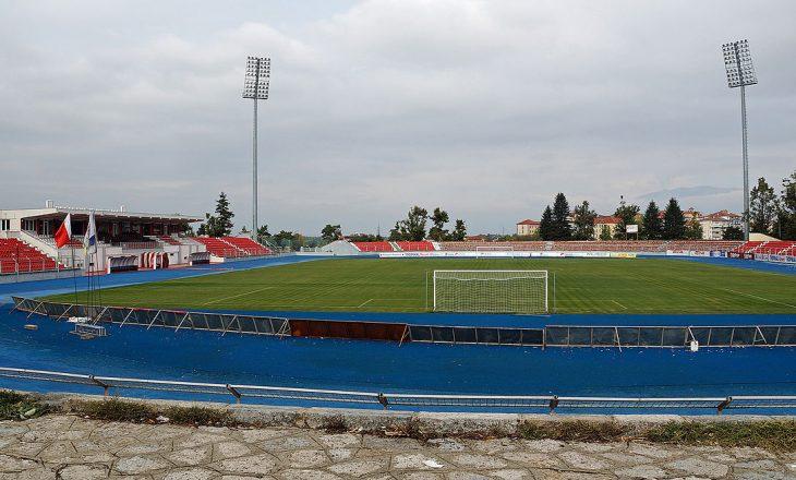 Ministri i Kulturës përuron stadiumin e ri