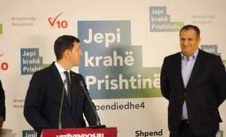 """Ahmeti pretendon se e di """"marrëveshjen e fshehtë"""" mes LDK dhe PDK në Prishtinë"""