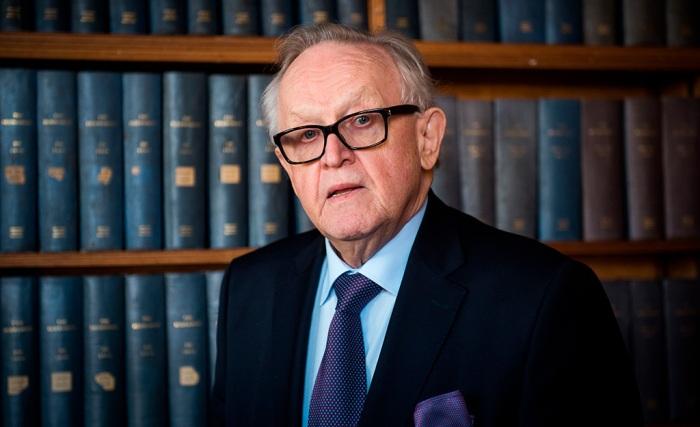 Ahtisaari ka një plan për krizën e Katalonisë