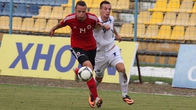 Kosovari, lojtari i vetëm në botë që ka shënuar gol për dhe kundër kombëtares