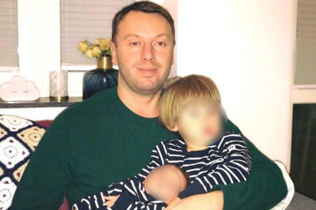 Arban Abrashi bëhet baba për herë të dytë