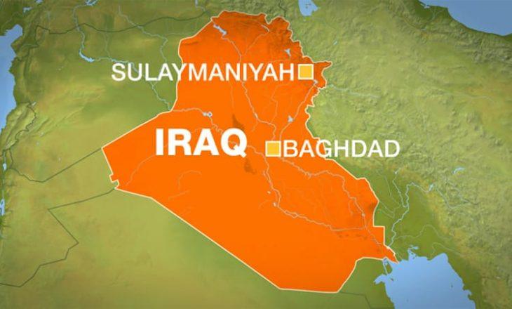 Tërmet i fuqishëm në Iran dhe Irak