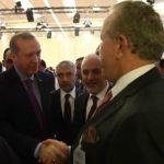 Pacolli takon Erdoganin, jep një vlerësim të madh për të