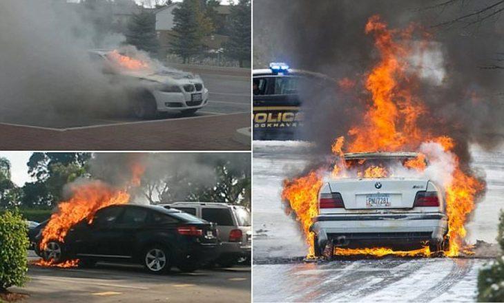 Veturat e BMW-së po marrin flakë, tërhiqen nga tregu mbi 1 milion modele