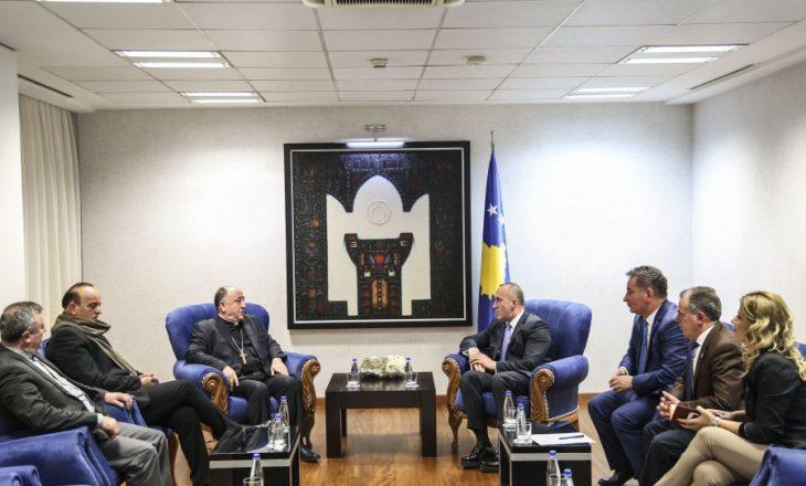 Haradinaj: Bashkëjetesa dhe toleranca fetare në Kosovë vlerë e traditës që duhet çmuar