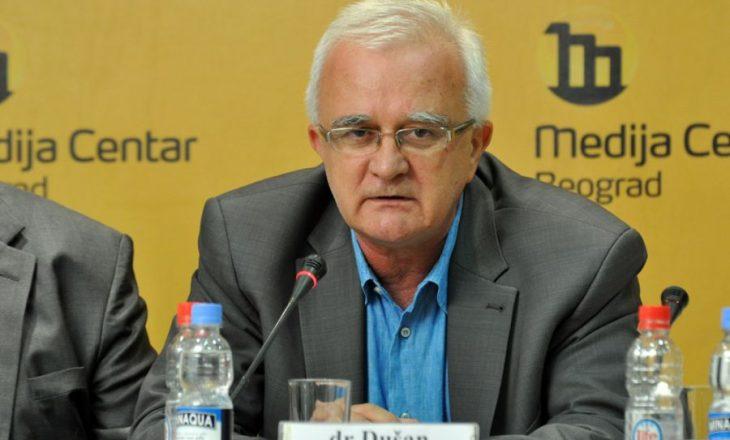 Janjiq: Propozuesi i unionit Kosovë – Serbi ka qenë kryekëshilltar i MiIosheviqi