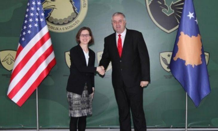 SHBA do të japë kontribut për profesionalizimin e FSK-së