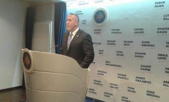 Haradinaj: AAK-ja është fituese