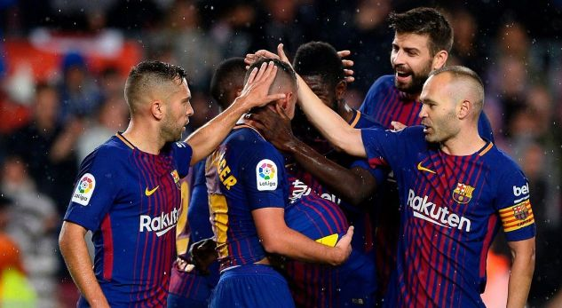 Barcelona barazon rekordin