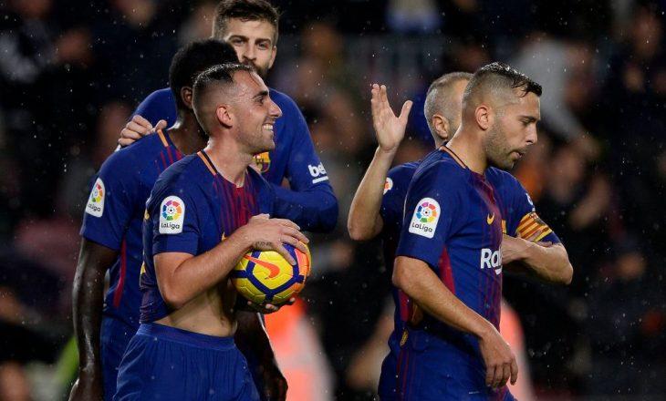"""Barcelonës i kthehet ylli i skuadrës për """"El Clasico"""""""