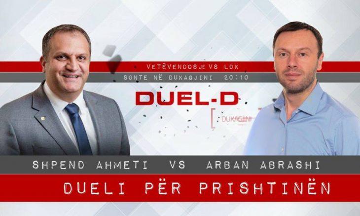 Shpjegimi i RTV Dukagjinit për refuzimin e Abrashit në duel me Ahmetin