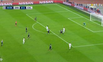Shënohet goli i dytë në ndeshjen Qarabag – Chelsea [Video]