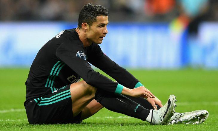 Mediat në Spanjë: 4 arsyet pse Ronaldo po e dëshiron largimin nga Reali