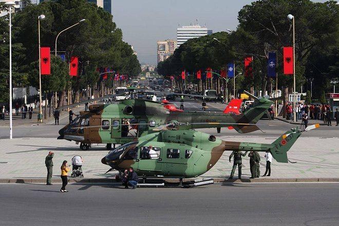 Përfundoi shkatërrimi i armatimit të periudhës para NATO-s