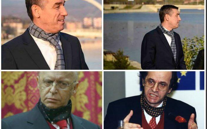 """Veseli debuton me """"look-un e Rugovës"""""""