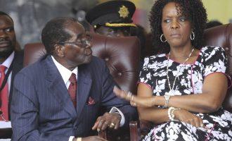 """""""Gucci Grace"""" – jeta luksoze e bashkëshortes së presidentit të Zimbabwesë"""