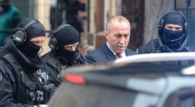 Reuters: Haradinaj mund të arrestohet gjatë udhëtimeve jashtë vendit
