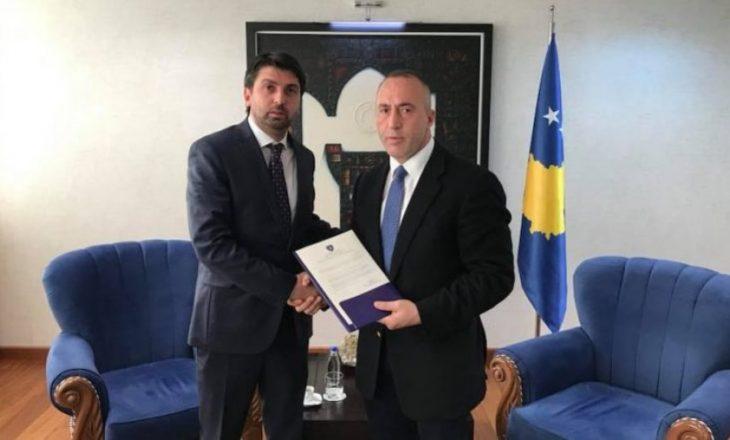 Haradinaj emëron edhe një zëvendësministër