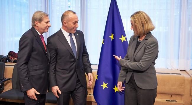 Kërkesa e Haradinajt për dialogun që e parashtroi në BE