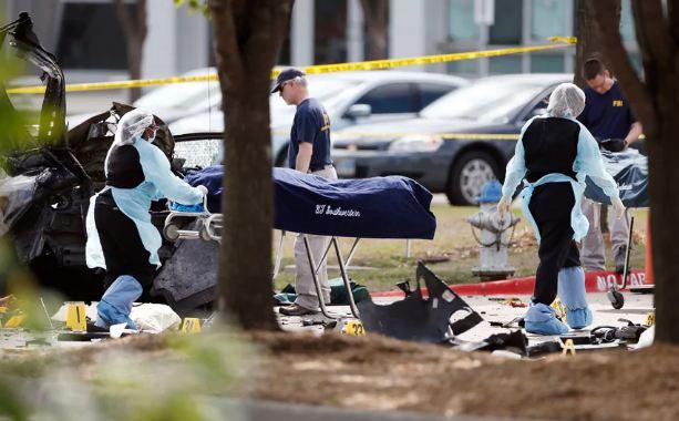 27 të vdekur nga sulmi në Teksas