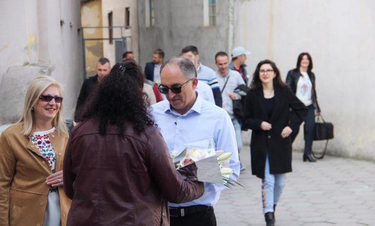 Totaj zotohet: Do t'iu shërbej të gjithë qytetarëve të Komunës së Prizrenit