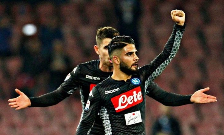 Napoli e mposht Milanin në derbin e Italisë [Video]