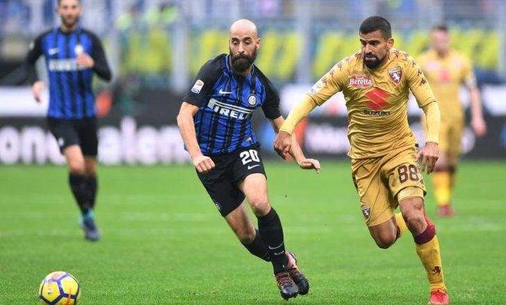 Interi ndan pikët me Torinon