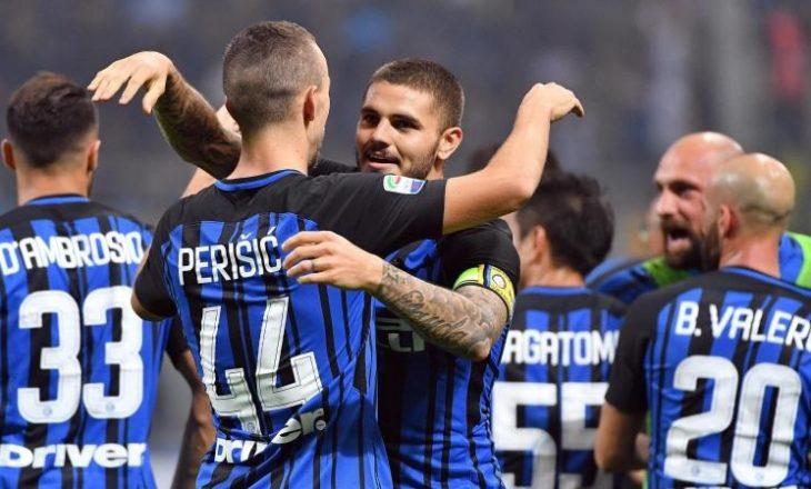 """""""Interi mund të fitojë titullin e kampionit në Serie A"""""""